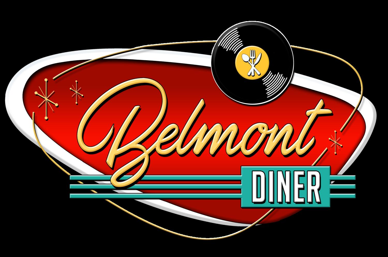 belmont diner aspen logo